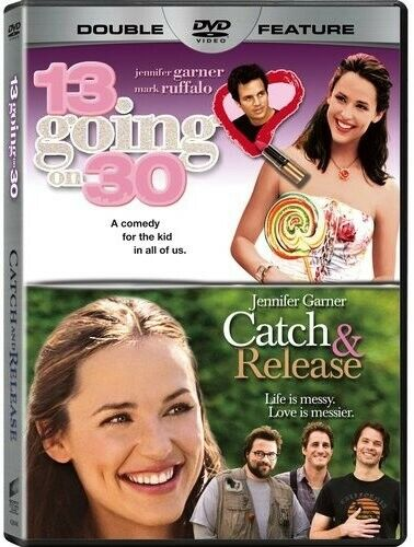 13 Going On 30 / Catch & Release (2015, DVD NEW)