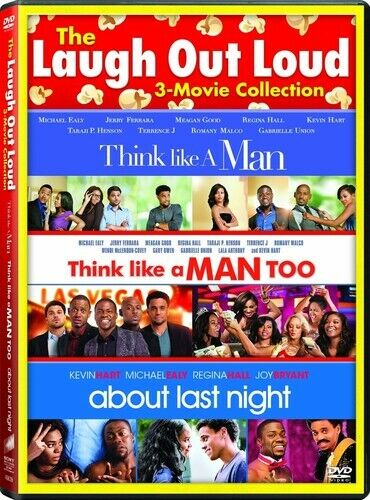 About Last Night / Think Like A Man - 2 DISC SET (2015, DVD NEW)