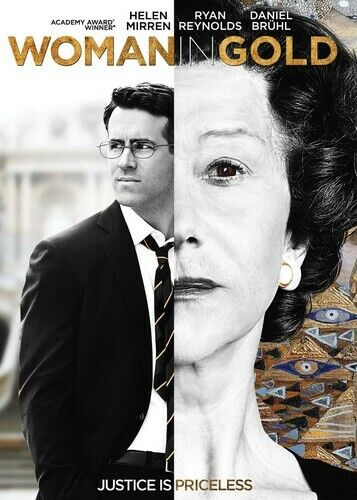 Woman In Gold (2015, DVD NEW)