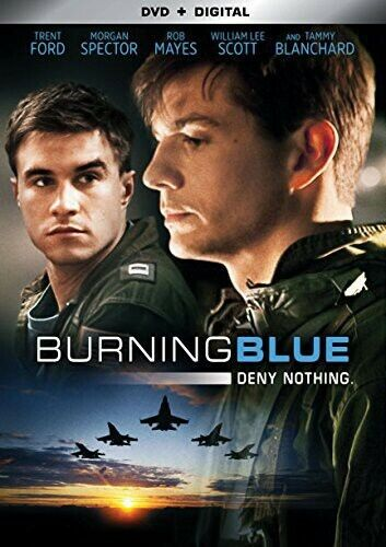 Burning Blue [New DVD] Ac-3/Dolby Digital, Dolby, Subtitled, Widescree