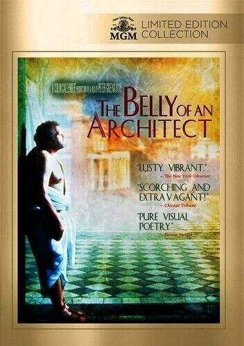 Belly Of An Architect (2014, DVD NEW)