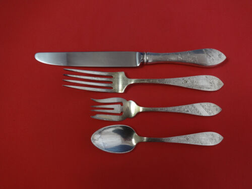 Frabee by Schofield Sterling Silver Dinner Place Setting(s) 4pc