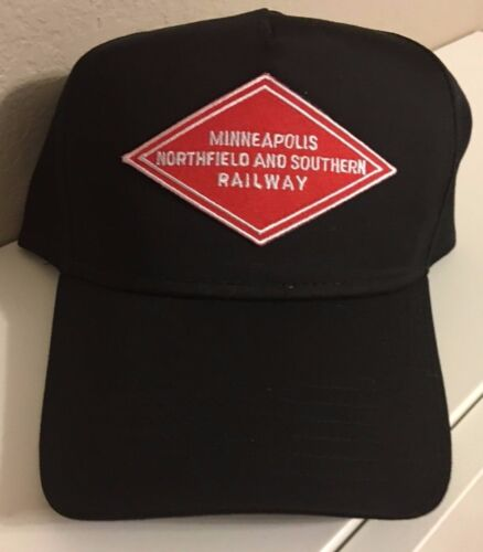 Cap / Hat - Minneapolis Northfield and Southern Railway (MN&S) New