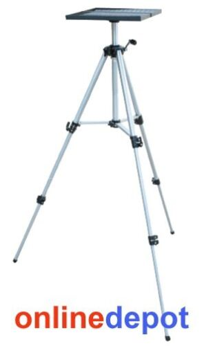 Heavy Duty Projector Stand Height Adjust, Easy Set Up, Easy Carry