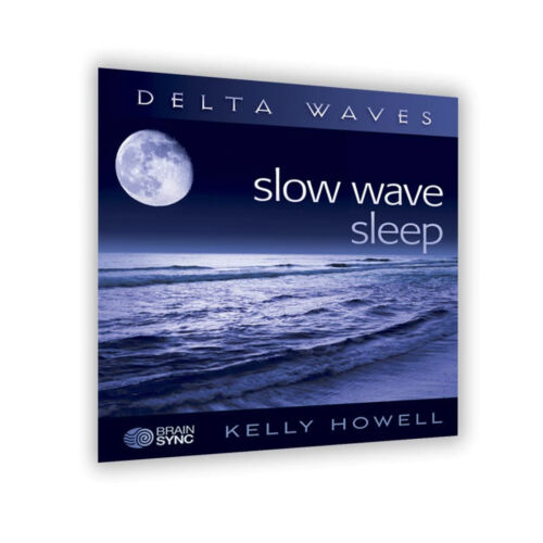 NEW Slow Wave Sleep Relaxation CD