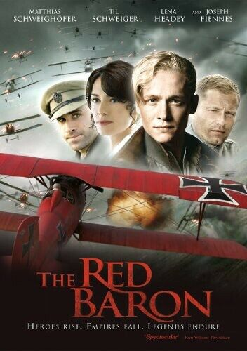 Red Baron (2010, DVD NEW)