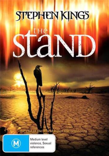 The Stand (Stephen King) - DVD Region 4 Free Shipping!