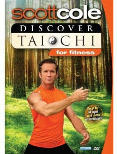Scott Cole: Discover Tai Chi For Fitness (2013, DVD NEW)