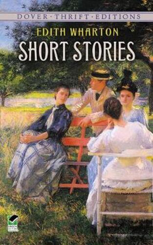 Short Stories by Edith Wharton (English) Paperback Book Free Shipping!