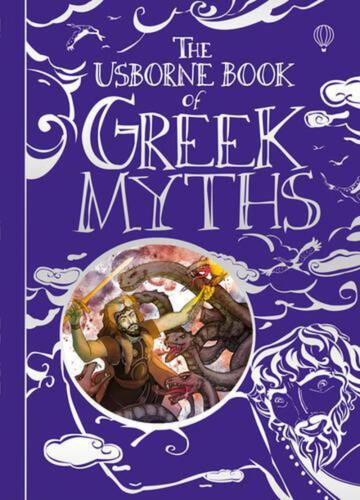 Greek Myths by Anna Milbourne (English) Hardcover Book Free Shipping!