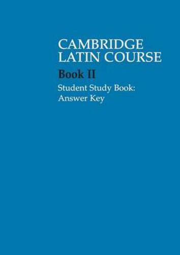 Cambridge Latin Course by Cambridge School Classics Project (English) Paperback