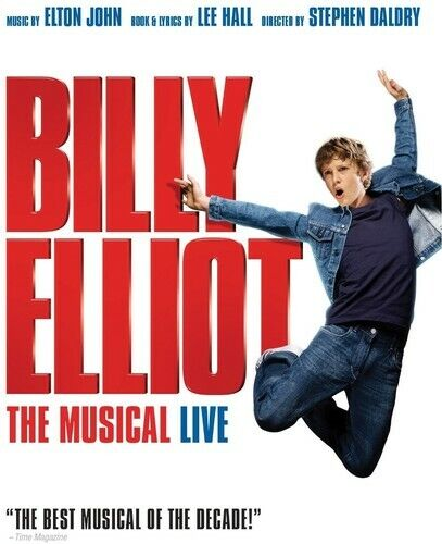 Billy Elliot: The Musical Live (2015, DVD NEW)