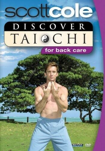 Discover Tai Chi with Scott Cole: Back Care (2009, DVD NEW)