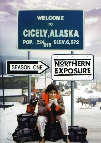 Northern Exposure: The Complete First Season [2 Discs] (2012, DVD NEW)