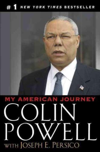 My American Journey: An Autobiography by Colin Powell (English) Paperback Book F