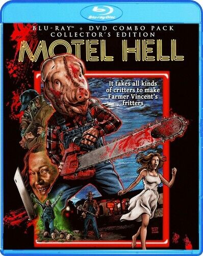 Motel Hell Collector Edition (2014, Blu-ray NEW)