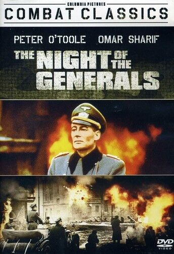 Night of the Generals (2011, DVD NEW) WS