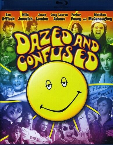 [BLU-RAY/A NEW] DAZED AND CONFUSED