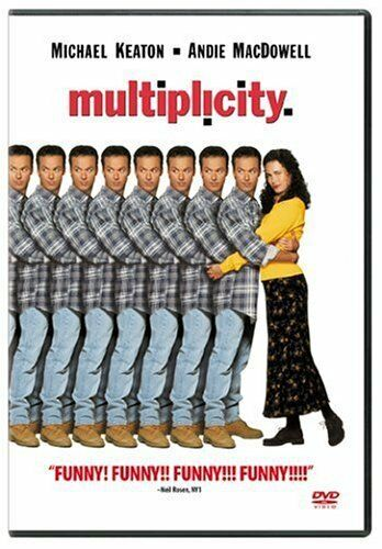 [DVD NTSC/1 NEW] MULTIPLICITY [P&S]