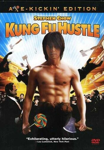 Kung Fu Hustle [Deluxe Edition] (2008, DVD NEW)