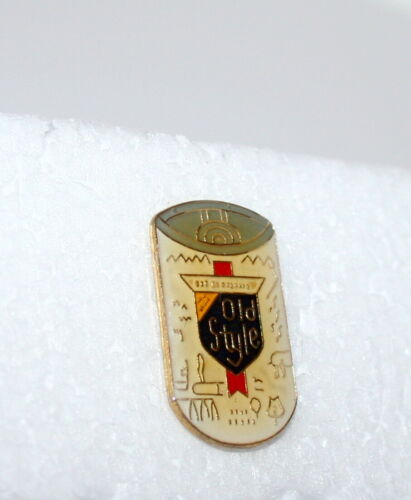 Vintage Heileman/'s Raft Race Pure Genuine Old Style Beer Pin Button New 1970s