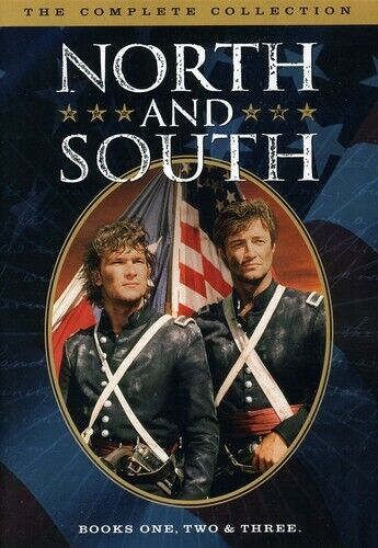 North and South: The Complete Collection - Books One, Two & Thre (2011, DVD NEW)