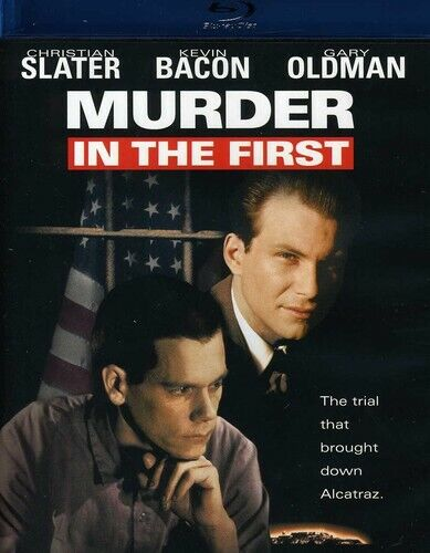 Murder in the First (2012, BLU-RAY NEW)