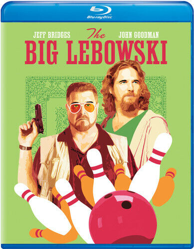 Big Lebowski (2016, Blu-ray NEW) 025192365157