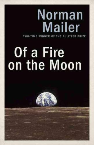 Of a Fire on the Moon by Norman Mailer (English) Paperback Book Free Shipping!