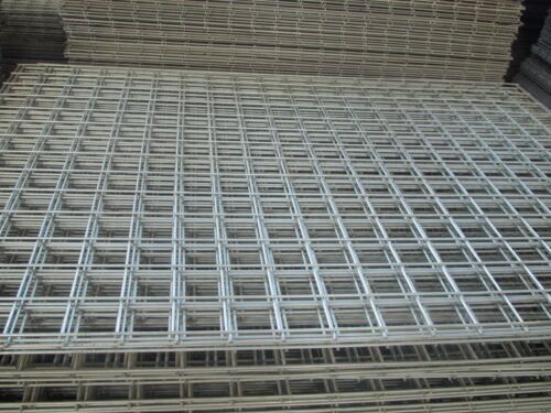 Galvanized Welded Wire Mesh Panels in various sizes