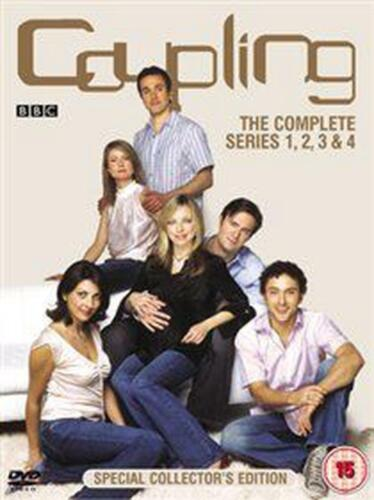 Coupling: The Complete Series 1-4 - DVD Region 2 Free Shipping!