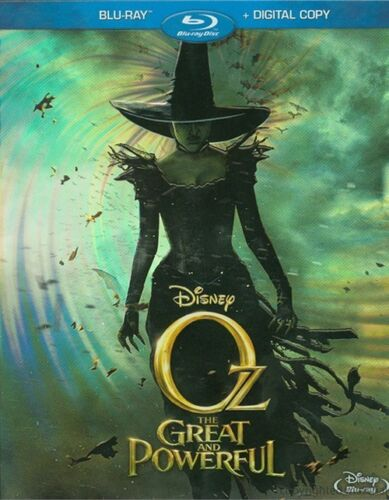 Oz The Great and Powerful (Blu-ray - Disc only)