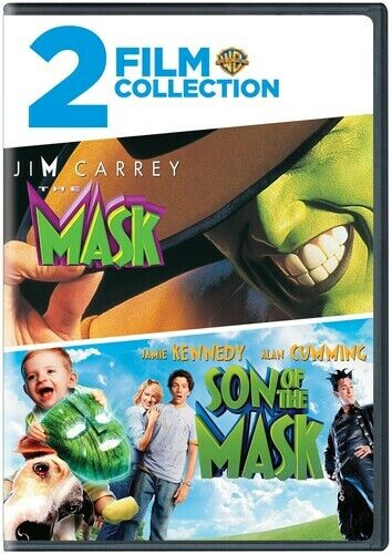 [DVD NTSC/1 NEW] MASK/SON OF THE MASK