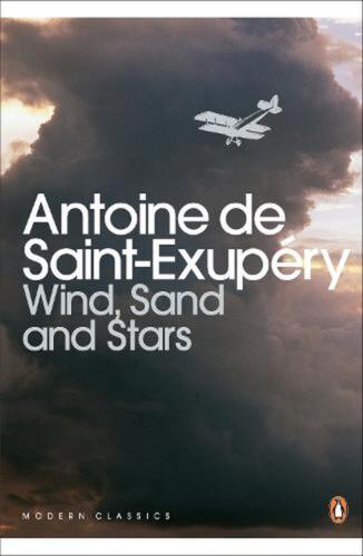Wind, Sand and Stars by Antoine De Saint-exupery (English) Paperback Book Free S