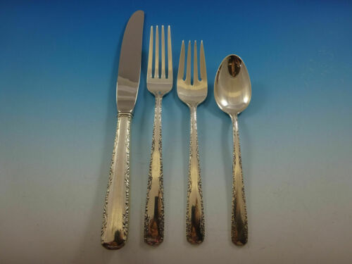 Camellia by Gorham Sterling Silver Dinner Setting(s) 4pc
