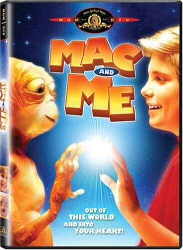 [DVD NTSC/1 NEW] MAC AND ME
