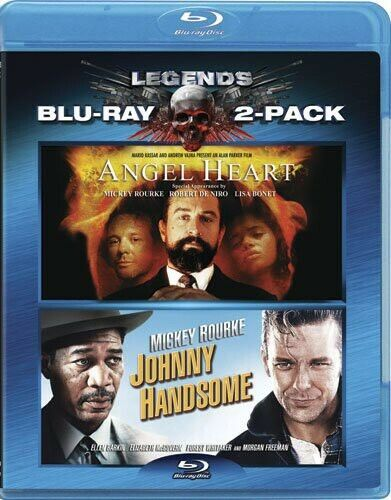 Angel Heart/Johnny Handsome [2 Pack] (2010, Blu-ray NEW)