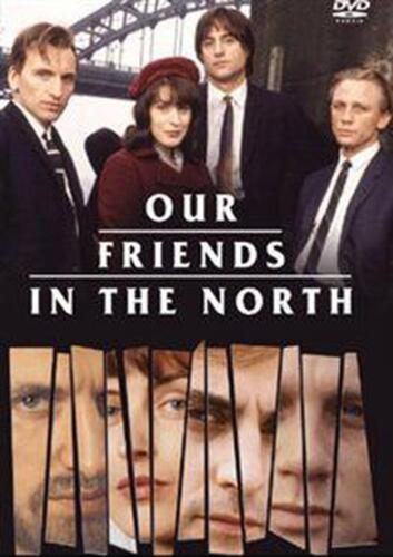 Our Friends in the North: Complete Series - DVD Region 2 Free Shipping!