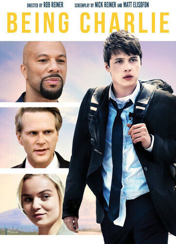 Being Charlie (2016, DVD NEW)