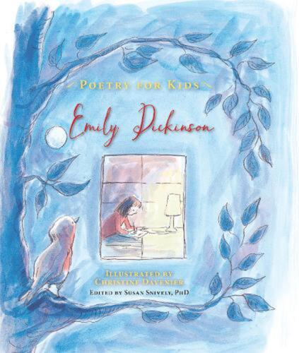 Emily Dickinson by Emily Dickinson (English) Hardcover Book Free Shipping!