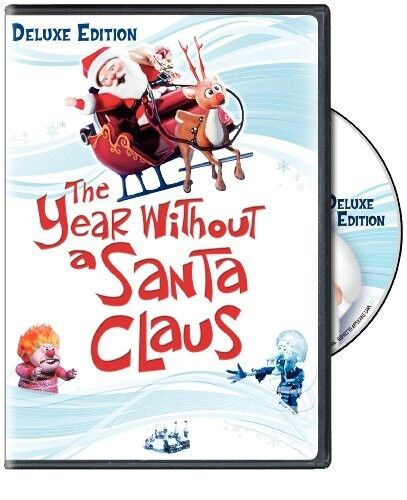 Year Without a Santa Claus (2009, DVD NEW) Deluxe E