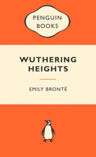 Wuthering Heights by Emily Bronte Paperback Book Free Shipping!