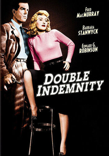 Double Indemnity [Universal 100th Anniversary] [Includes Digital (2012, DVD NEW)