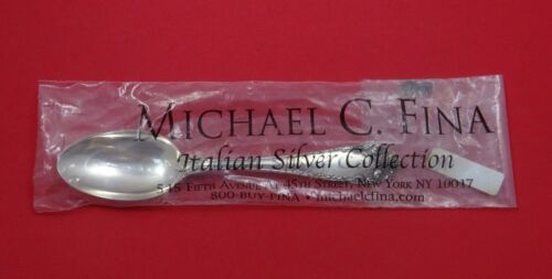 """Rococo by Calegaro Italy Sterling Silver Place Soup Spoon 7 1/4"""" New"""