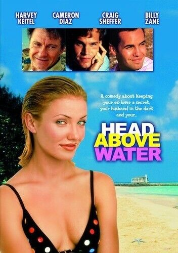 Head Above Water (2016, DVD NEW)