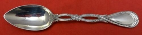 """Royal by Puiforcat French Sterling Silver Teaspoon / Grapefruit Spoon Pointed 6"""""""