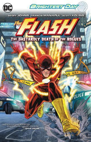 Flash by Geoff Johns (English) Paperback Book Free Shipping!
