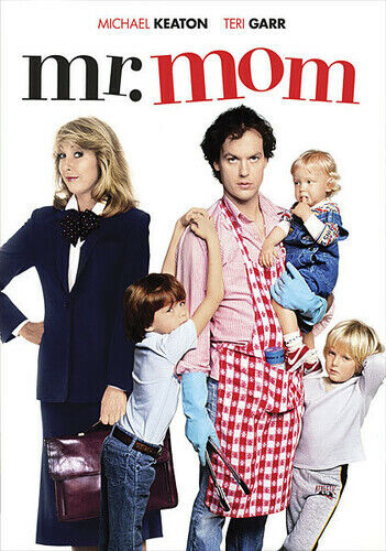 [DVD NTSC/1 NEW] MR. MOM