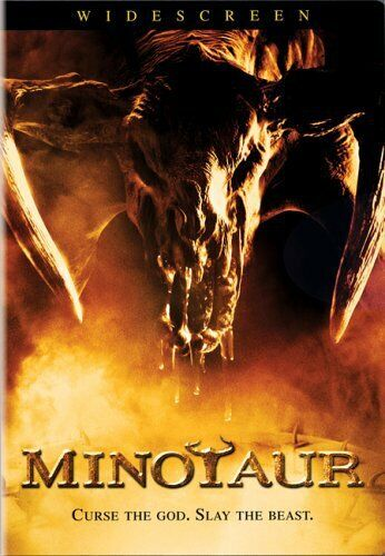 Minotaur (2005) [New DVD] Dolby, Subtitled, Widescreen