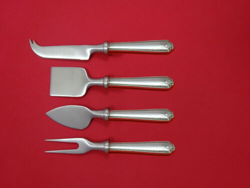 Lady Hilton by Westmorland Sterling Cheese Serving Set 4 Piece HHWS  Custom